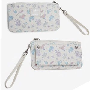 New Loungefly x Harry Potter Wristlet Wallet